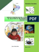 Guía Estudios Sociales 8º Año