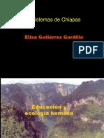 Ecosistemas de Chiapas