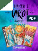 Cuaderno de Tarot