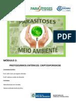 Apostila Parasitoses e Meio Ambiente_ Modulo 2_amebíase e Giardíase