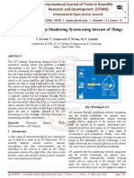 A Survey on Garbage Monitoring System using Internet of Things