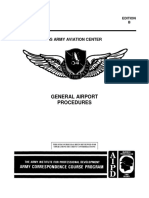 US Army - Aviation Course AV 2400 - General Airport Procedures