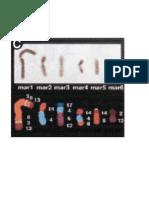 Gambar Karakteristik Marker Chromosomes