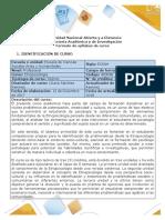 Syllabus Del Curso Etnopsicología