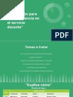 Cuadernillo Ejercicios Complementarios Cuarto Bimestre