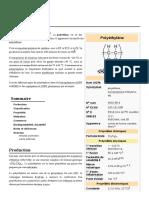 Polyéthylène