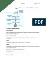 Bases de Datos Capitulo II