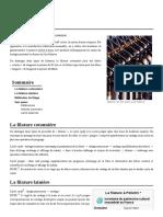Filature textile