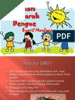 Ppt Penyuluhan DBD Untuk Anak SD