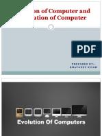 Evolution of Computer.pptx