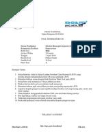 3014 STK Paket a Keperawatan