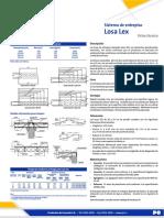 Ficha Tecnica Losalex