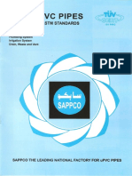Sappco Catalogue for Astm Std. Pvc Pipes