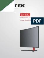 VIOTEK Monitor Manual