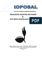 Proposal Hut Pramuka 2018