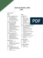 Seminar Fizik 2014-1