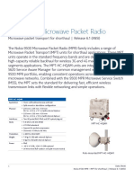 Nokia 9500 MPR MPT Short-haul R6-1 ANSI Data Sheet En