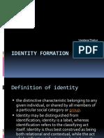 Unit II Identity