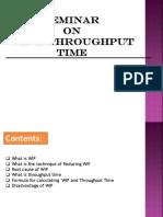WIP and Throughput Time (2)