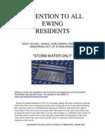 2010 Storm Water