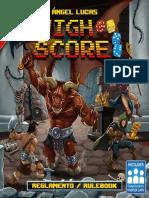 Reglas High Score - Verkami Edition