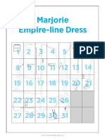 LS36 Marjorie Empire-line Dress v2