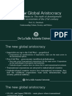 The New Global Aristocracy
