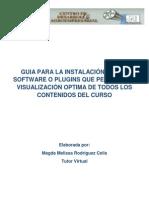 Guía de como Descargar Software de Visualización