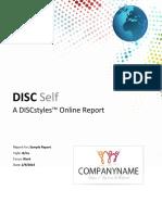 Disc Self