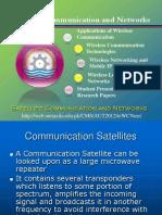 9. Satellite Communication