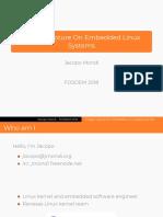 Image Capture Linux