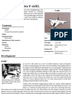 General Dynamics F-16XL - Wikipedia