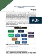 Revisión de la experiencia chilena en el ordenamiento institucional de la actividad minera
