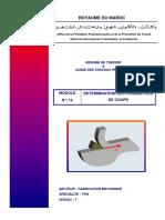 M12 Détermination Des Paramètres de Coupe-FM-TFM