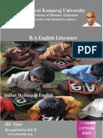 Indian_Writing in English