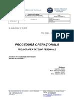 03 01 Procedura Prelucrare Date Personale