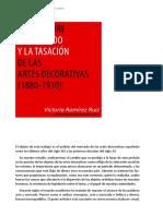 Victoria Ramírez. Notas sobre el mercado y la tasación de las artes decorativas (1880-1930).pdf