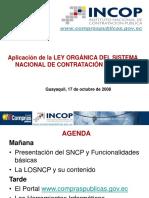 Presentacion SNCP Seminario