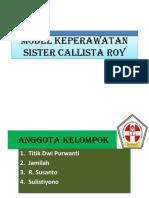 Model Keperawatan Sister Callista Roy.pptx