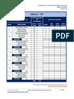 Plano de Estudos - PF Agente (Observações)