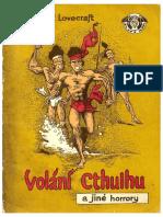 HPL 02 Volani Cthulhu a Jine Horrory