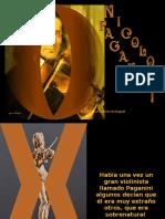 Nicolo Paganini Genialidad y Magia