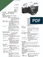 Nikon F4S Service Manual