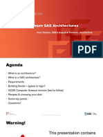 C. Robson SAS Forum UK 2015 - SAS Architecture.pdf