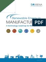 IRENA_REmap 2030 Renewable Energy in Manufacturing