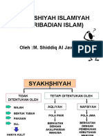 Syakhsiyah Islam - Ustadz Al Jawi