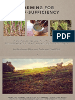 Farming For Self-Sufficiency eBook