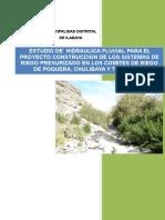 Hidraulica Fluvial Poquera-chulibaya-ticapampa