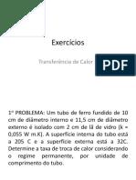 Exercícios VF