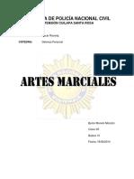 Caratula Academia de Policia Nacional Civil